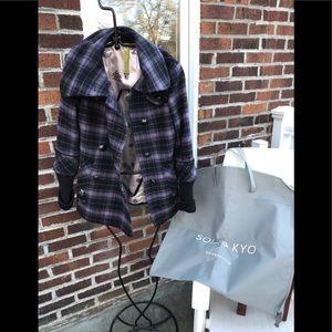Brand new Soya & Kyo  wool jacket size M